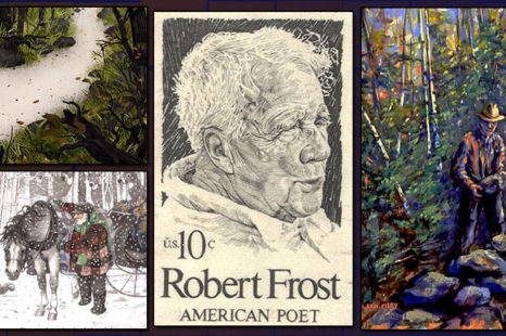 10 Most Famous Poems by Robert Frost