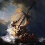 The Storm on the Sea of Galilee (1633) - Rembrandt van Rijn