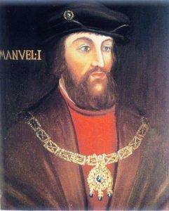 King Manuel I of Portugal