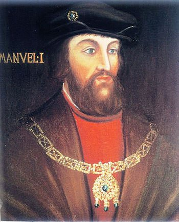 King Manuel I of Portugal