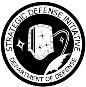 Strategic Defense Initiative Organization logo