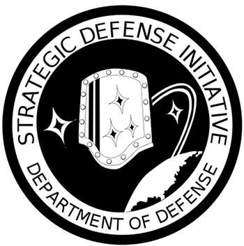 Strategic Defense Initiative Organization logo