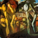 Metamorphosis of Narcissus (1937) - Salvador Dali