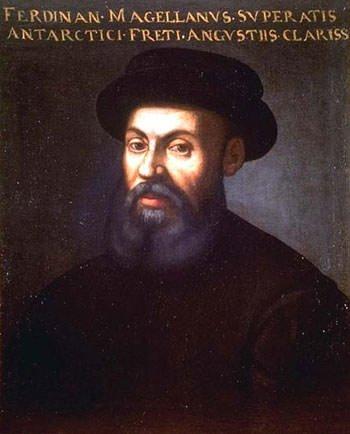 Portrait of Afonso de Albuquerque