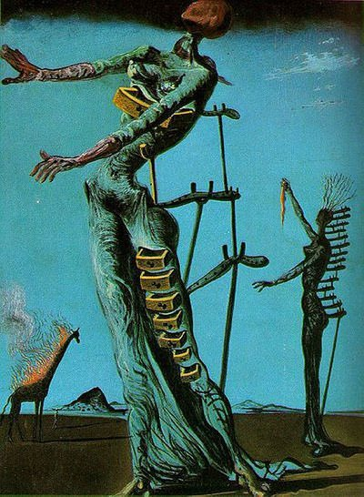 10 most famous paintings by salvador dali learnodo newtonic