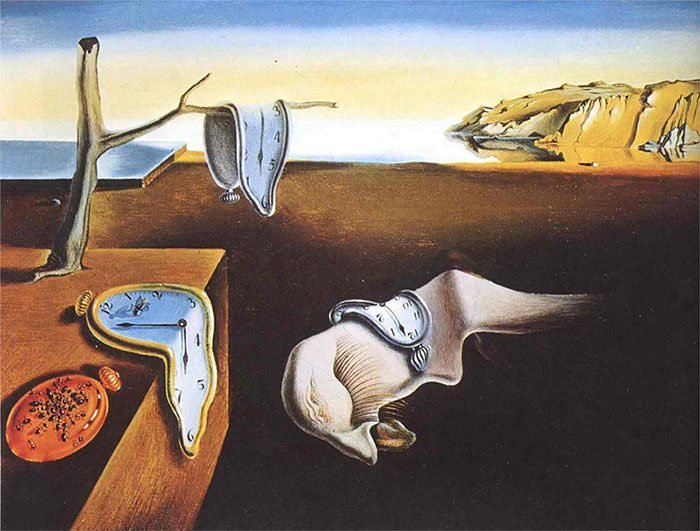 The Persistence of Memory (1931) - Salvador Dali