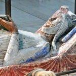 Tomb Effigy of Eleanor of Aquitaine