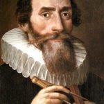 Johannes Kepler 1610 Portrait
