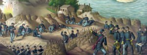 Battle of Vicksburg Facts Featured