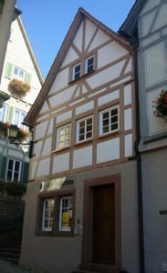 Birthplace of Johannes Kepler
