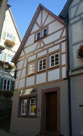 Birthplace of Johannes Kepler