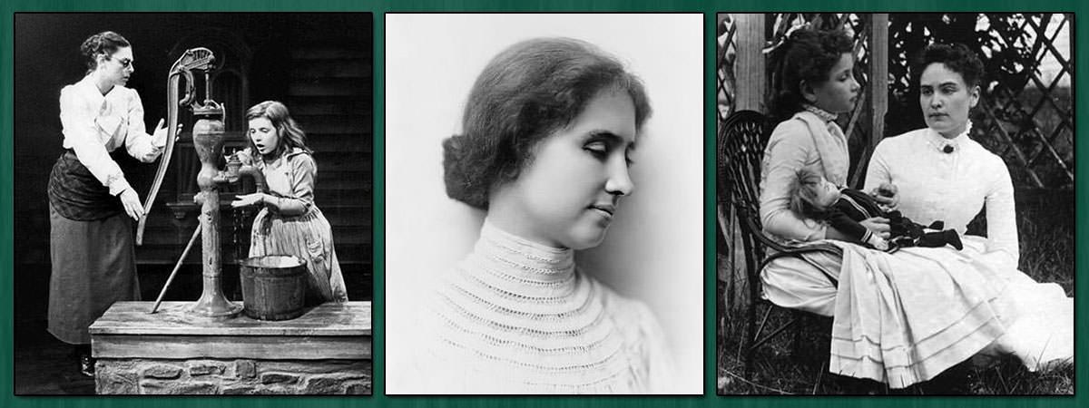 Helen Keller Facts Featured