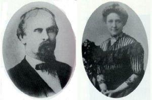 Arthur H. Keller and Kate Adams