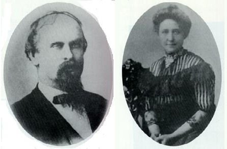 Arthur H. Keller and Kate Adams