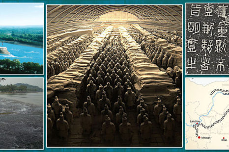 10 Major Achievements of the Qin Dynasty of China