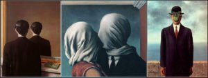 Rene Magritte Famous Paintings Featured