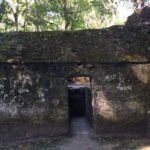 Ruins of a Maya sauna
