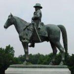 Statue of General Ulysses S. Grant at Vicksburg