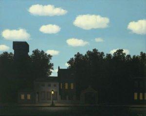 The Empire of Light (1954) - Rene Magritte