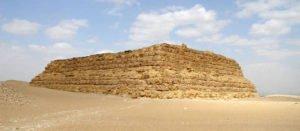 A mastaba