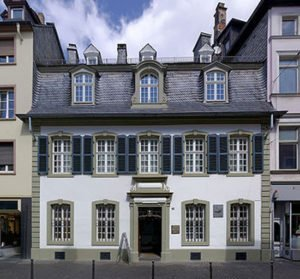 Birthplace of Karl Marx