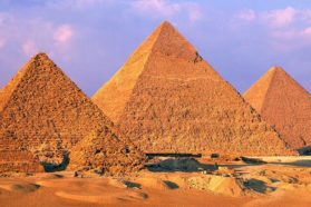 10 Interesting Facts About Ancient Egyptian Pyramids