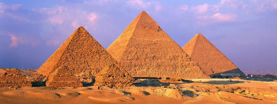 10 Interesting Facts About Ancient Egyptian Pyramids   Learnodo ...