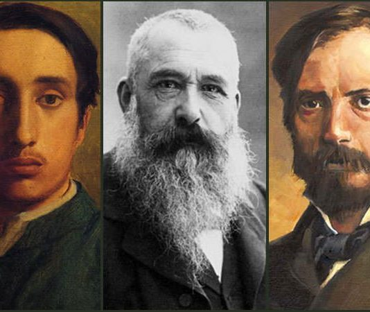Famous French Artists Featured