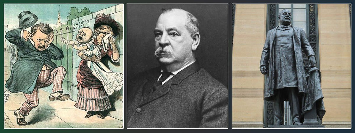 Biography Of Grover Cleveland Through 10 Interesting Fact Learnodo Newtonic