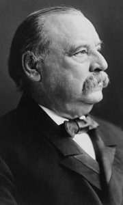 Grover Cleveland in 1903