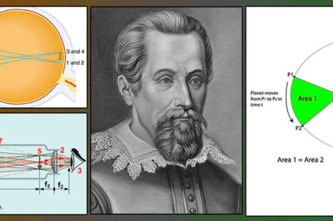 Johannes Kepler's 10 Major Contributions To Science