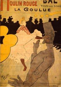 Moulin Rouge, La Goulue (1891)