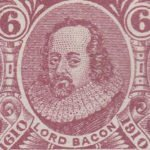 Newfoundland 1910 stamp honouring Francis Bacon