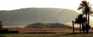 The Pyramid of Ahmose