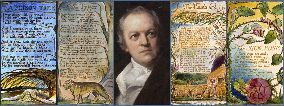 10 Most Famous Poems By William Blake Learnodo Newtonic