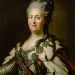 Catherine the Great portrait