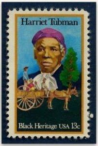 Harriet Tubman 1978 Postage stamp