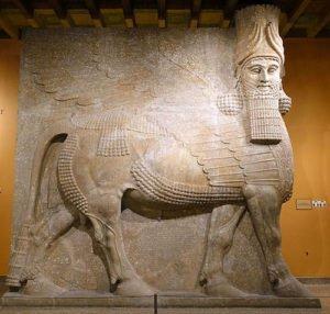 Assyrian Lamassu