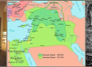 Assyrian Empire Facts Featured