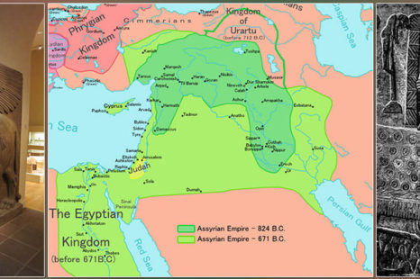 10 Facts On The Ancient Assyrian Empire of Mesopotamia