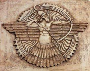 Ashur - Mesopotamian God