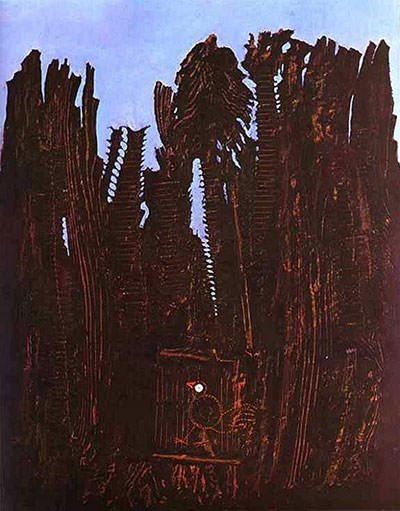 Forest and Dove (1927) - Max Ernst
