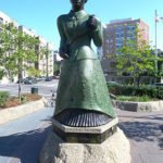 Harriet Tubman Statue in New York City
