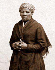 Harriet Tubman in 1885