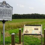 Plantation where Harriet Tubman was born