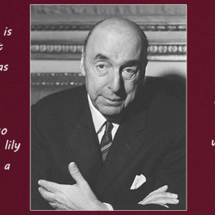 10 Most Famous Poems By Pablo Neruda