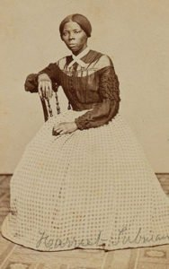 Photo of young Harriet Tubman