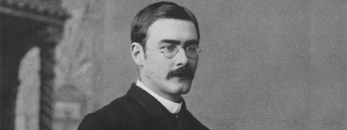 Rudyard Kipling Famous Poems Featured
