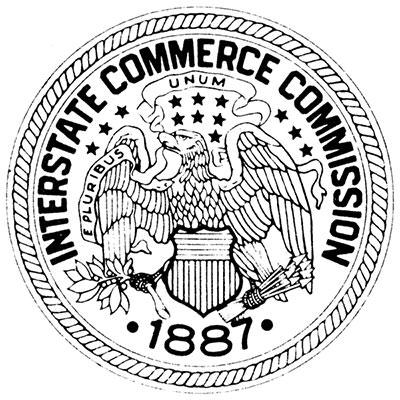 US Interstate Commerce Commission seal