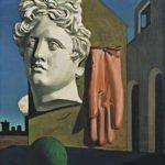The Song of Love (1914) - Giorgio de Chirico